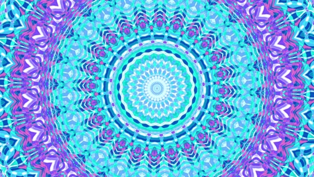 ornate mandala loop background - мандала стоковые видео и кадры b-roll