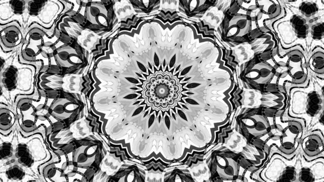 vídeos y material grabado en eventos de stock de ornate mandala bucle fondo - mandala