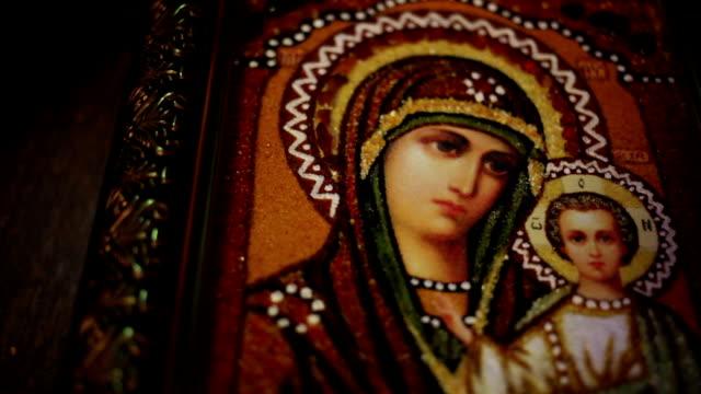 Orthodox icons video
