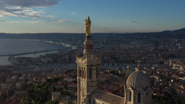 Unsere Dame der Wache in marseille france – Video