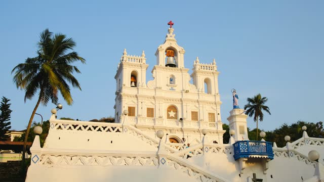 Our Lady of the Immaculate Conception Church in Panjim, Goa, India