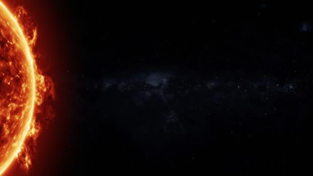 nasz układ słoneczny składa się z planet - jowisz filmów i materiałów b-roll