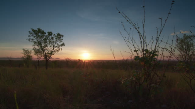 Outback Sunrise video