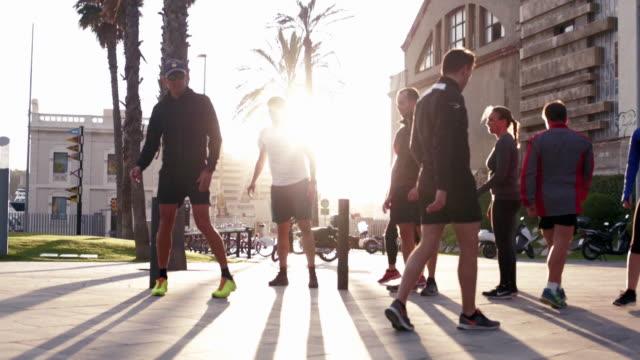 Gimnasio al aire libre Barcelona - vídeo