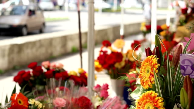 Outdoor Flower Stand video