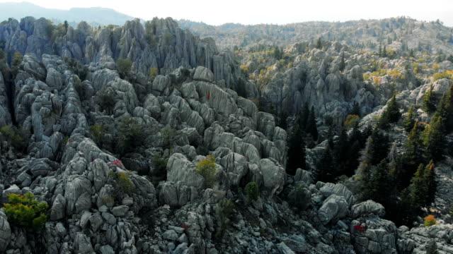 Outgoing Mountains in Akseki, Antalya, Turkey