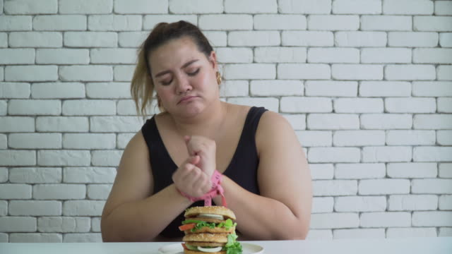 over weight woman diet