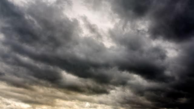 TIME LAPSE: Overcast Sky video