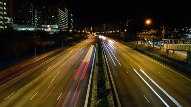 Overview of Tampines Expressway video