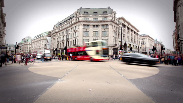 Oxford Circus, London video