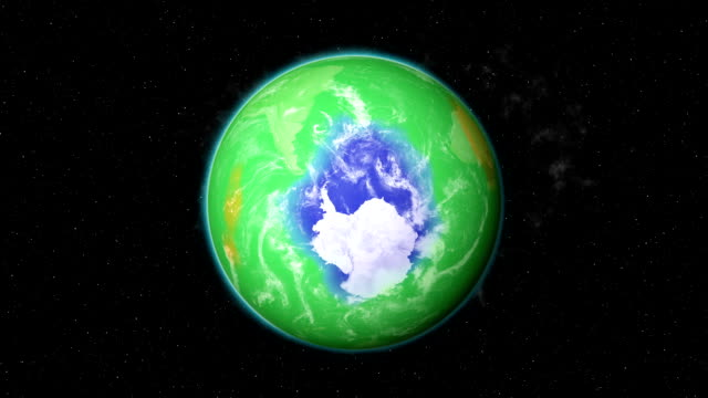 Ozone Depletion video