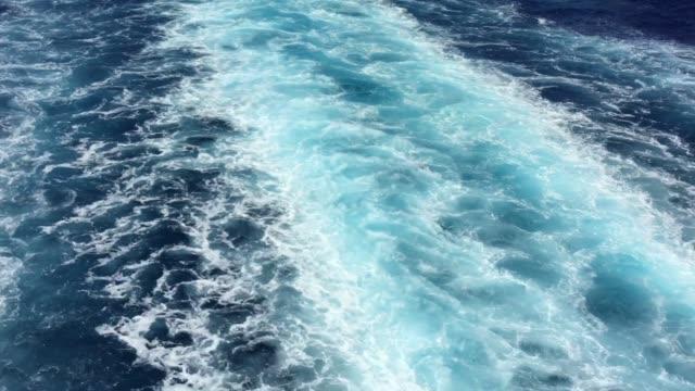 pacific cruise - gommapiuma video stock e b–roll