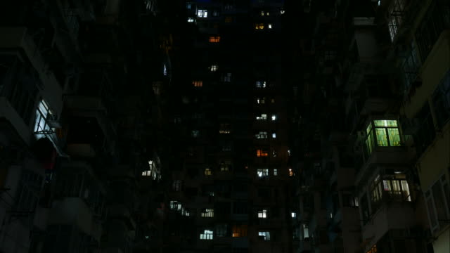 Packed Apartments in Hong Kong video
