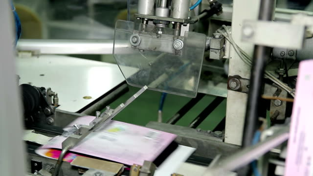 Packing Machine in Garment Factory video
