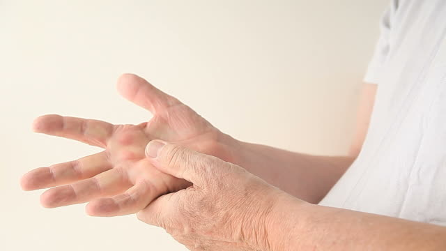 pain in finger joints video