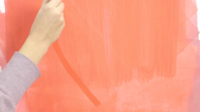 Painting a heart video