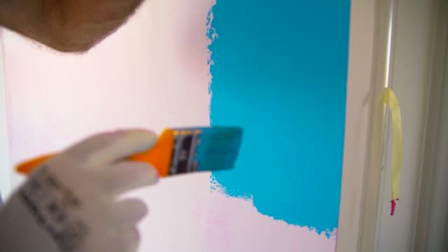 Painting The Wall video
