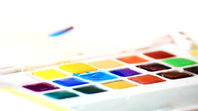painting Watercolor video