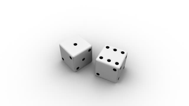 pair of dice video