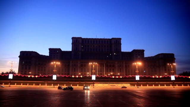 Palace Of The Parliament video