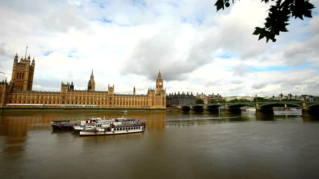 Palace of Westminster video