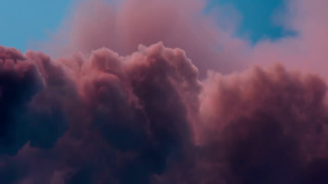 Pale Pink Clouds video