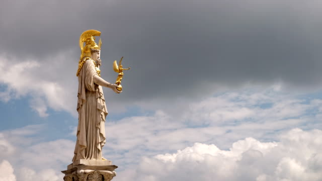 Pallas Athena Time Lapse video