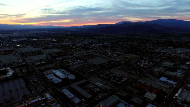 Palm Springs Aerial video