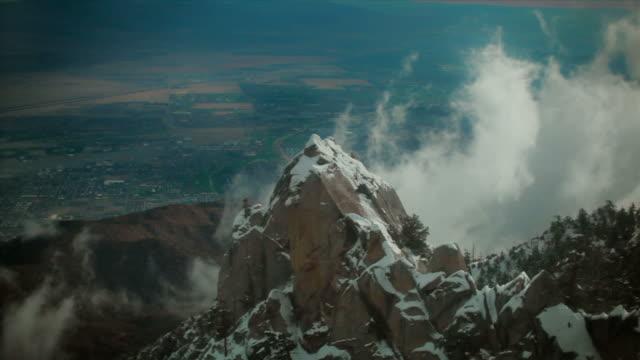 Palm Springs Tram aerial video