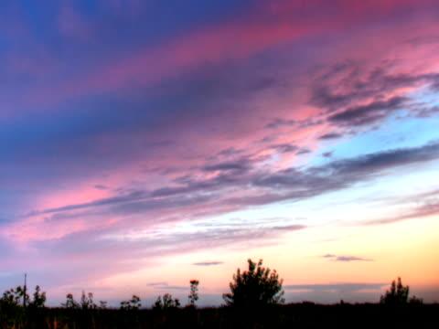 PAL:Vibrant Sunset video