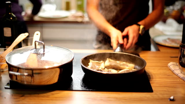 Pan Frying Fish video
