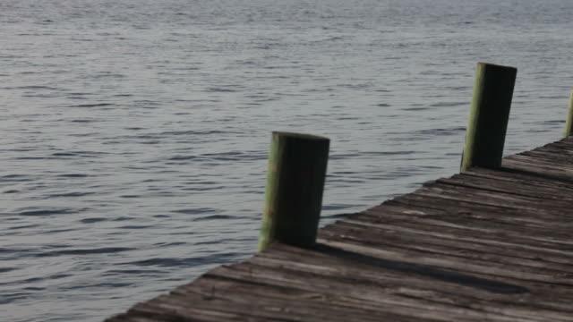 Pan of the Dock video