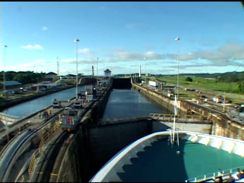 Panama Canal Time-lapse video