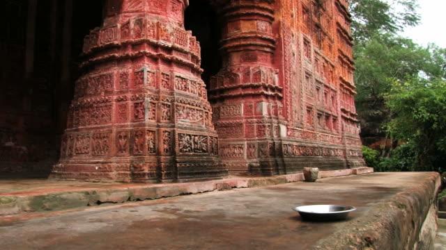 Pancharatna Govinda Hindu temple in Puthia, Bangladesh.