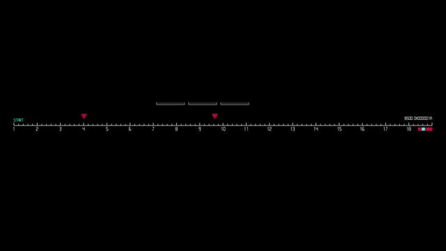 HUD panel grid video