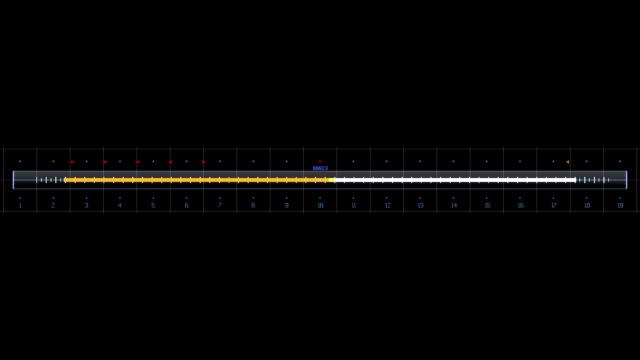 HUD panel UI grid video