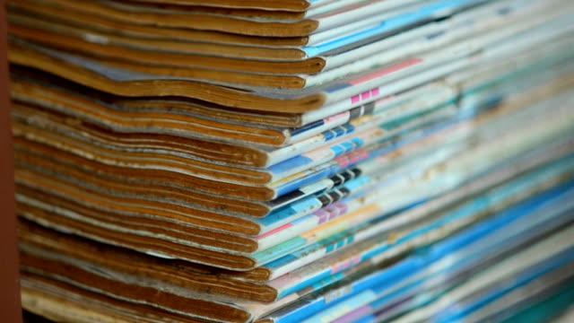 paning up : book heap edge video