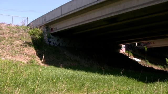 Panning under the overpass