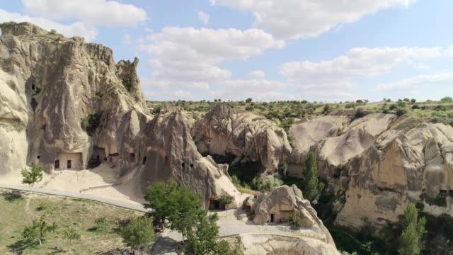 panorama över cappadocia - fornhistorisk tid bildbanksvideor och videomaterial från bakom kulisserna