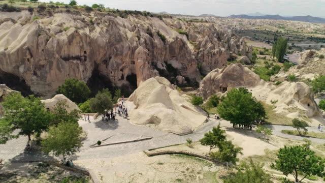 Panorama of Cappadocia video