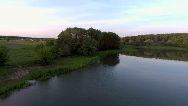 Panoramic aerial view - vídeo
