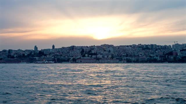 HD: Panoramic Istanbul video
