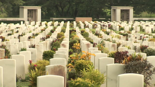 Papa New Guinea - Bomana War Cemetery video