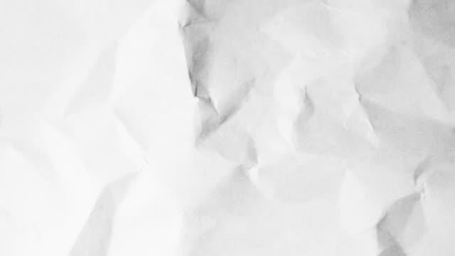 vidéos et rushes de texture du papier animation - texture papier