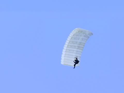 Parachute in Air video