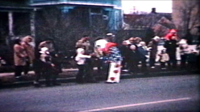 Parade (1968 - Vintage 8mm film) video