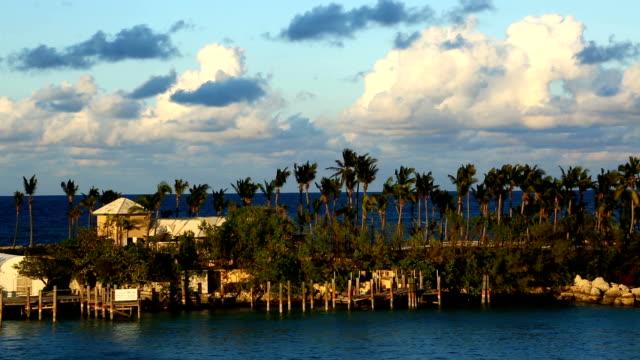 Paradise island in the island of Nassau, Bahamas