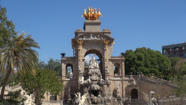 Parc de la Ciutadella - Barcelona, Spain video