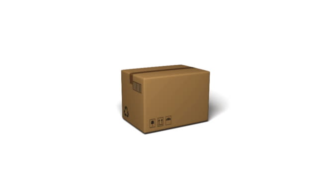 paket fallen - post it stock-videos und b-roll-filmmaterial