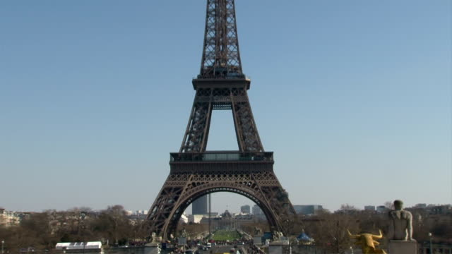 Paris- Torre Eiffel - vídeo